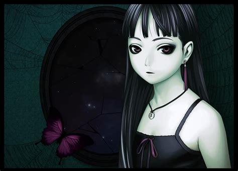 Emo Gothic Anime Wallpaper
