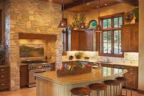 Texas Hill Country Style  Southwestern  Kitchen Austin