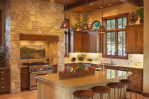 texas hill country style southwestern kitchen austin With kitchen cabinets lowes with texas hill country wall art