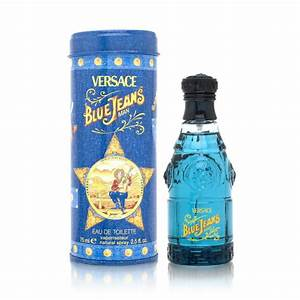Blue Jeans by Versus Gianni Versace 2.5 oz EDT Cologne for Men New In Box 8018365260757   eBay
