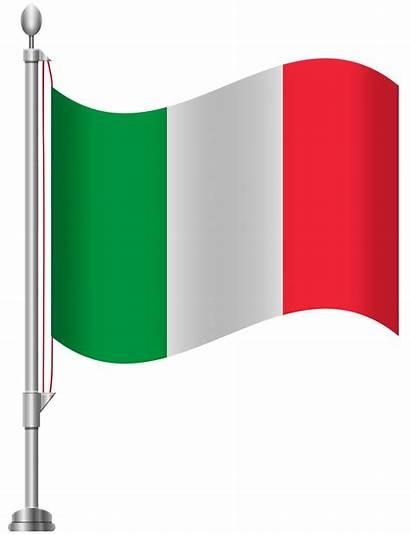 Flag Italy Italian Clip Clipart Banner Transparent