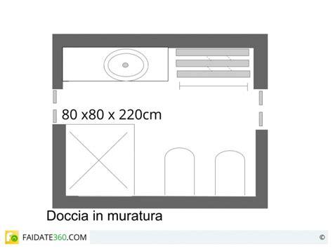 Cabina Doccia In Muratura by Bagno In Muratura Pro E Contro Costi E Realizzazione Fai