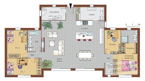 logiciel conception cuisine 3d gratuit davaus plan maison bois moderne gratuit avec des