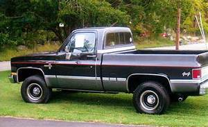 1985 Chevrolet K10 Short Bed Pickup