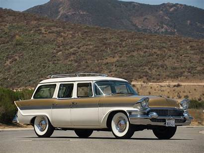Packard Clipper 1957 Country Sedan Station Wagon