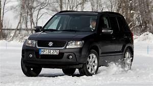 2008 Suzuki Grand Vitara 5-door