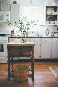 decor inspiration a simple cozy kitchen the simply With the best inspiration for cozy rustic kitchen decor