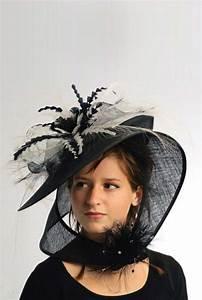 Chapeau Anglais Femme Mariage : chapeaux femme christiane schmitt modiste ~ Maxctalentgroup.com Avis de Voitures