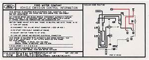 Mustang Emissions Decal  1987  5 0