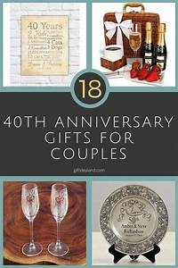40th wedding anniversary gift gift ftempo With gift for 40th wedding anniversary