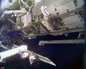 Astronauts complete dangerous spacewalk to repair ...