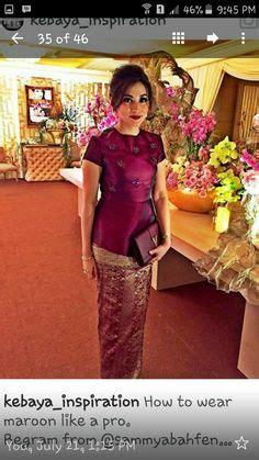 pin  yovita aridita  fashionable  kebaya kebaya