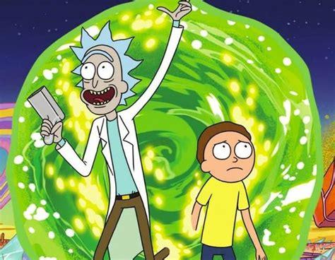 rick  morty gano el premio emmy como mejor serie animada