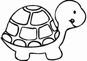 Free Printable Turtle Coloring Pages For Kids - ClipArt ...