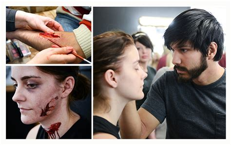 fx makeup schools fx moulage creating silicone prosthetics