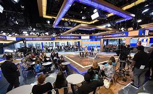 'Good Morning America' takes Times Square studio to new ...