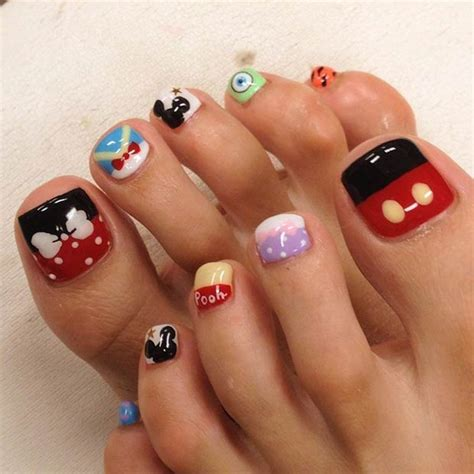 super cute disney nail art designs page    stayglam