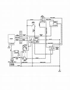 Scotts S1642 Riding Mower Wiring Diagram