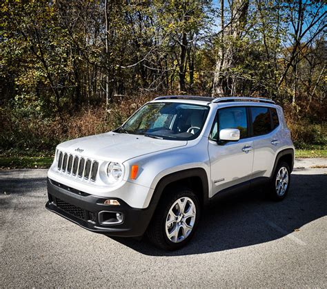 Review: 2015 Jeep Renegade Limited 4x4   95 Octane