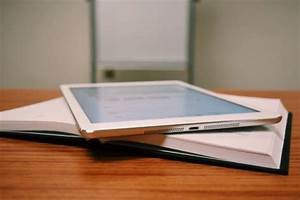 Free, Images, Desk, Writing, Table, Wood, Tablet, Gadget