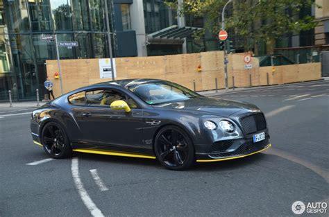 bentley continental gt speed black edition   september  autogespot