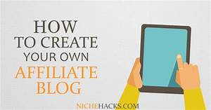 How To Make Your Own Flyers For Your Business How To Create Your Own Profitable Affiliate Blog