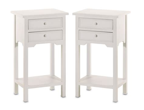 small white nightstand narrow nightstand collection for modern bedrooms vizmini