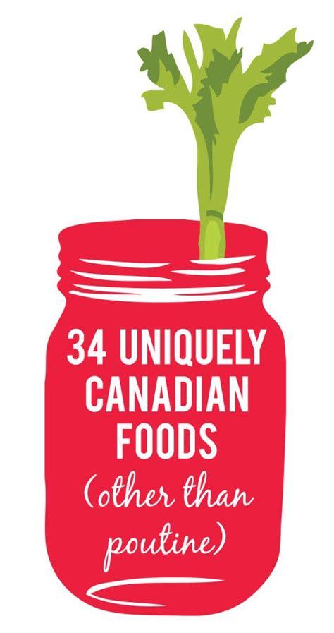 poutine cuisine 34 uniquely canadian foods other than poutine cuisine