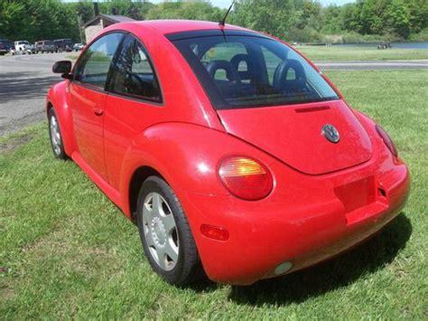 2000 Volkswagen Beetle 1 8 Turbo by Sell Used 2000 Volkswagen Beetle Gls 1 8l Turbo Sunroof