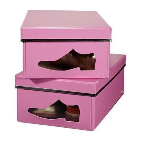 boite a chaussure boite 224 chaussure pliable thisga