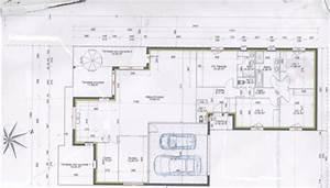 plan de maison sur un terrain en longueur With plan maison etage 100m2 13 votre maison maison plain pied ou maison 224 etage