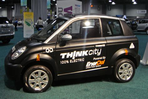 Think Cars : Smith Electric Vehicles Stirs Back To Life With