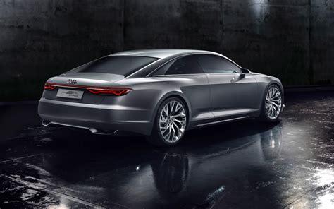 2018 Audi Prologue Concept 3 Wallpaper Hd Car Wallpapers