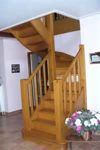 Escalier 3 4 Tournant : escalier sur mesure en eure et loir seigneury et fils ~ Dailycaller-alerts.com Idées de Décoration