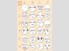 Tumblr Expression Emoji Drawing Challenge 1