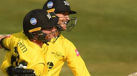T20 Blast quarter-finals: Eight sides aiming to reach ...