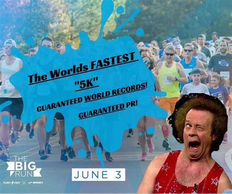 fastest 5k tallahassee year fleet feet alfredo gave fettucine 3rd eat running global office june last