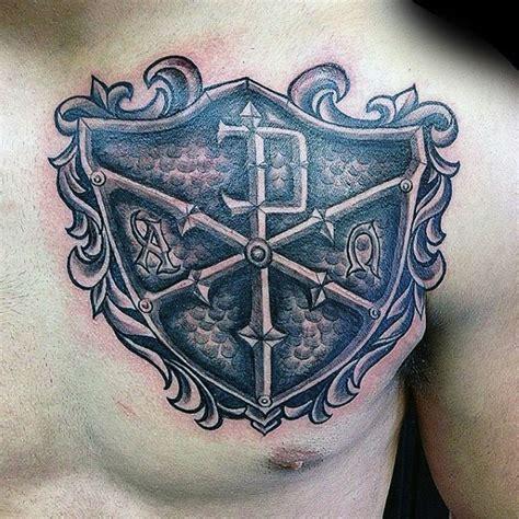 shield tattoo designs ideas  meaning tattoos