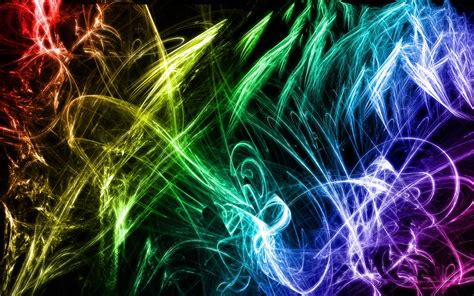 Abstract Colourful Wallpaper by Unique Wallpaper Colourful Abstract Hd