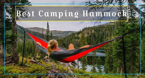 camping hammock reviews  rating
