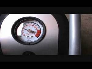 Toyota matrix tire pressure light