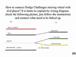 Dodge Challenger Steering Wheel Control