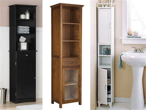 Bathroom Storage Cabinet by Best 25 Narrow Bathroom Cabinet Ideas On How To