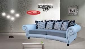 Sofas Kolonialstil : big sofa hawana couch sofa im kolonialstil livingcomfort ~ Pilothousefishingboats.com Haus und Dekorationen