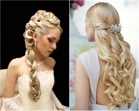 5 beads adorned side braid princess hair style   Weddings Eve