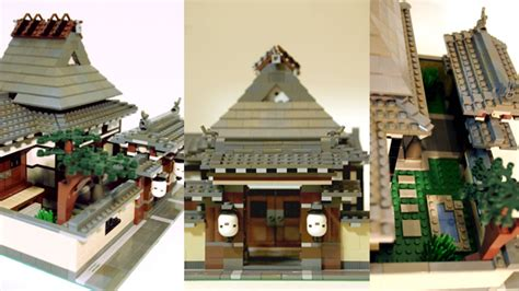 Lego Ideas  Japanese Old Style Architecture