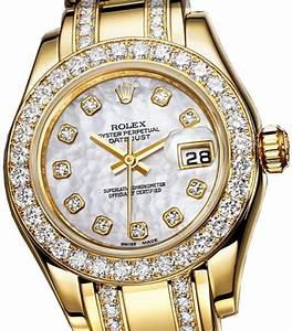 Rolex Watches For Women – Luxury Rolex Swiss Replica ...