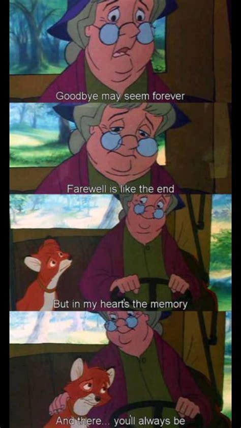 disney farewell quotes quotesgram