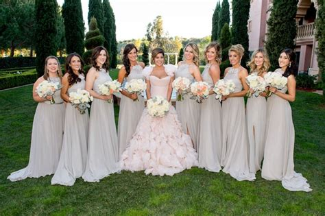 Alfresco Jewish Wedding Ceremony + Lush Reception In San