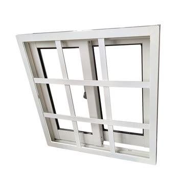 china factory price aluminium sliding window nigeria market anti theft burglar proof